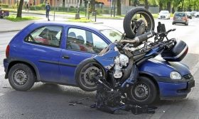 betrokkene bij een auto ongeluk
