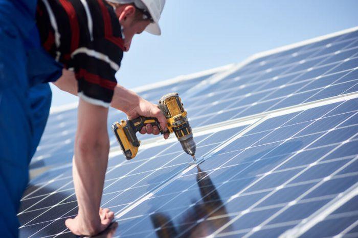 zonnepanelen voor ondernemers