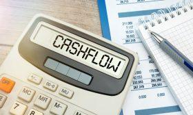 cashflow bewerken